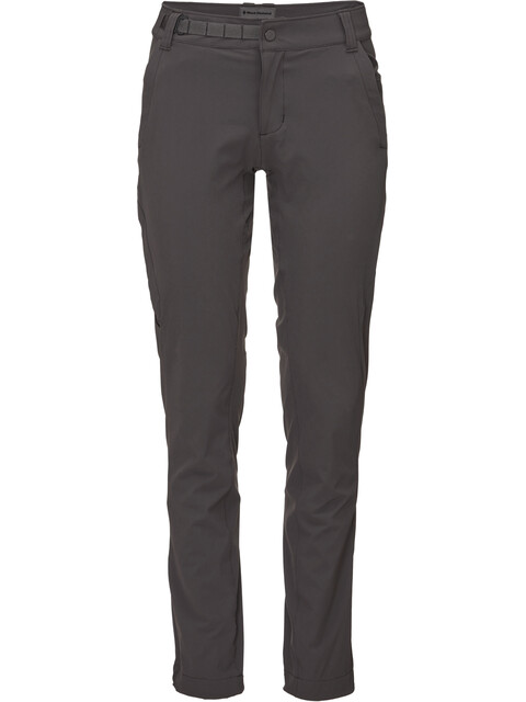 Black Diamond Alpine Light - Pantalones Mujer - gris